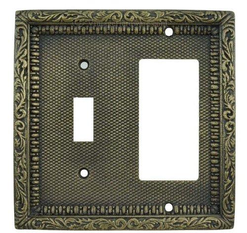 高品質の激安 Victorian Recreated Recreated ) GFI &スイッチコンボカバープレート( B00E4WXAC0 l-dkw16 ) B00E4WXAC0, eデバイス:b3cae61d --- svecha37.ru