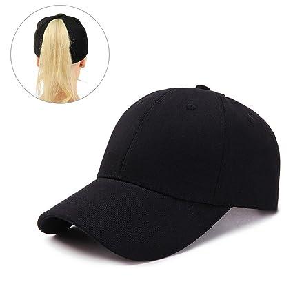 Aolvo Ponytail sombrero de béisbol bcd930a4a27
