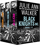 Black Knights Inc. Boxed Set: Volumes 1-3