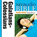 NIV Audio Bible, Pure Voice: Galatians, Ephesians, Philippians, and Colossians | Zondervan