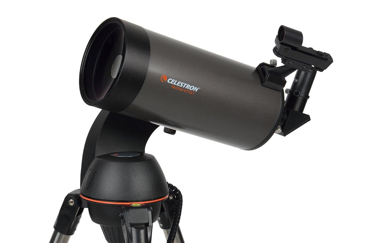 Celestron NexStar 127SLT Mak Computerized Telescope (Black)