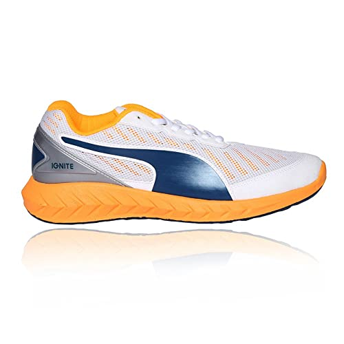 1a3d34c9e83d26 Puma Ignite Ultimate Running Shoes - 8 - White  Buy Online at Low Prices in  India - Amazon.in