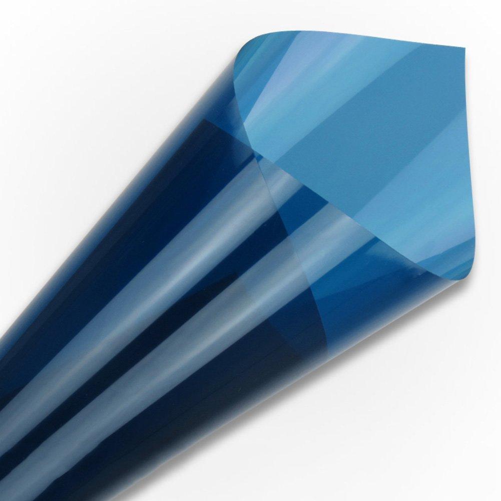 YQ WHJB Mirror Window film,Anti-uv Sun protection film,Pet Self adhesive One way Heat rejection control Explosion-proof Glass Balcony Kitchen Sun control solar films-A 76x100cm(30x39inch)