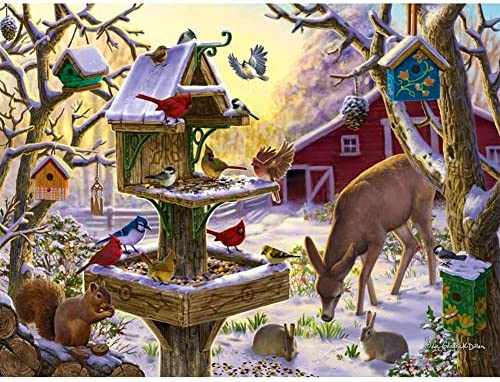 Christmas Reindeer DIY 5D Diamond Painting by Number Kit Round Full Drill Gem Art Craft for Home Wall Decor Gift