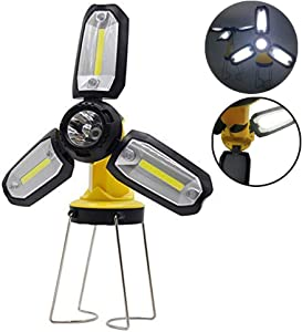 Free LED Rechargeable Work Light