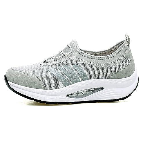940f6b5a981ea Zapatos de Malla Transpirable