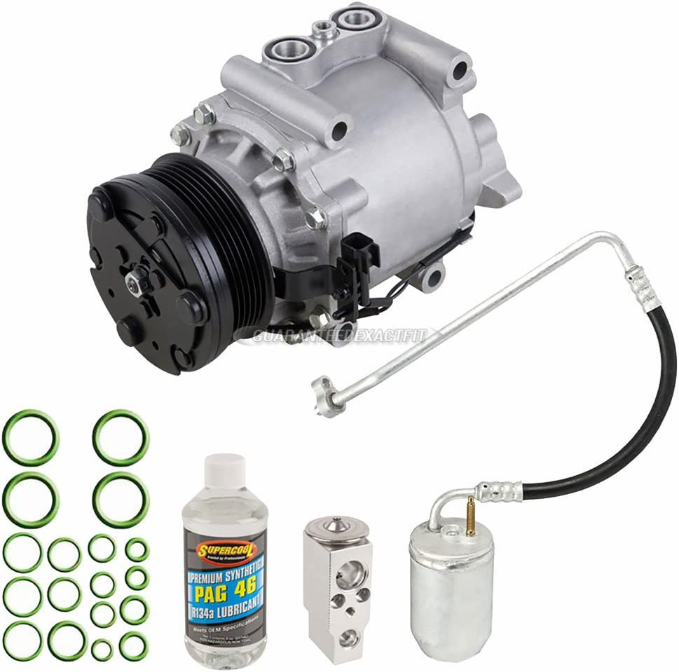 Clutches & Parts For Ford Five Hundred & Mercury Montego 2005 AC ...