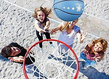 Senston 27.5 Youth Basketball for Kids Junior Children Official Size 5 Basketball Luminous Night Ball School Kids Basketball