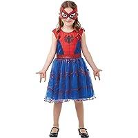 Rubie's Marvel - Spider-Girl Deluxe Tutu Child Costume, Size 3-4 Yrs