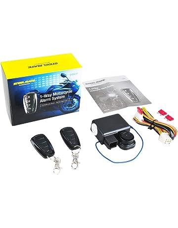 Kongqiabona 986F 1 Vía Sistema de Alarma de Motocicleta Arranque Remoto del Motor Motocicleta Inmovilización del