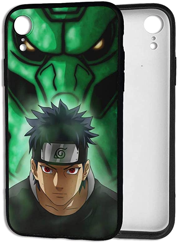 Itachi and susanoNaruto Anime iphone case