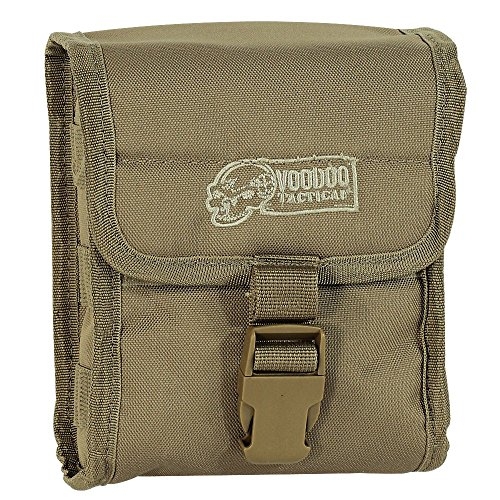 VooDoo Tactical Men's Tactical Binocular Case, Coyote