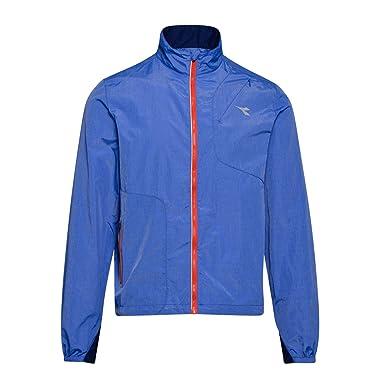 Diadora Giacca Antivento Wind Jacket per Uomo: Amazon.it
