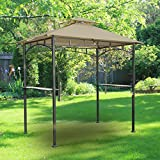 Garden Winds Replacement Canopy for The Lighted Grill Gazebo - 350
