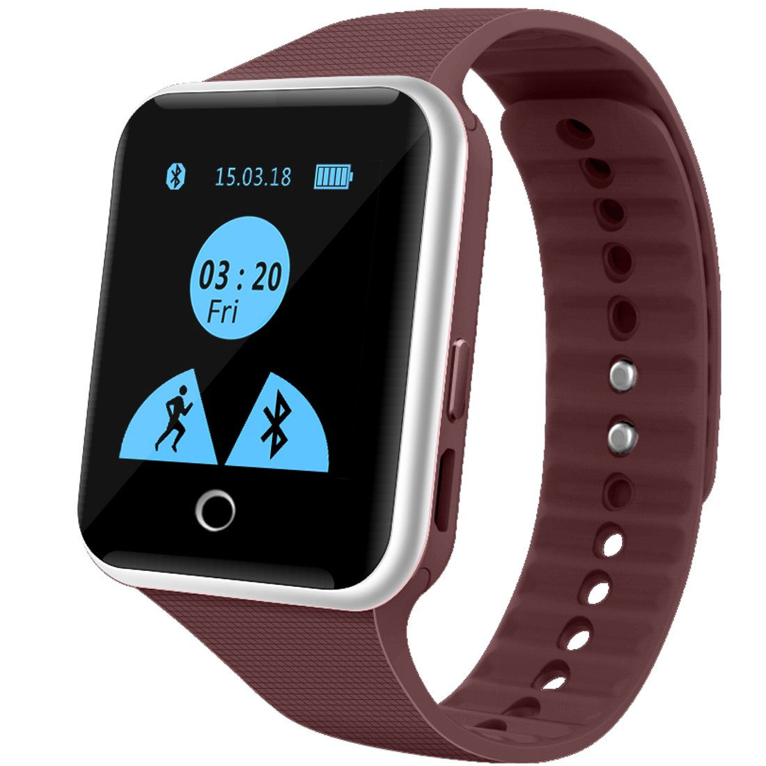 EFO-S X15 Smart Watch,Bluetooth Watch Phone Mate For iOS