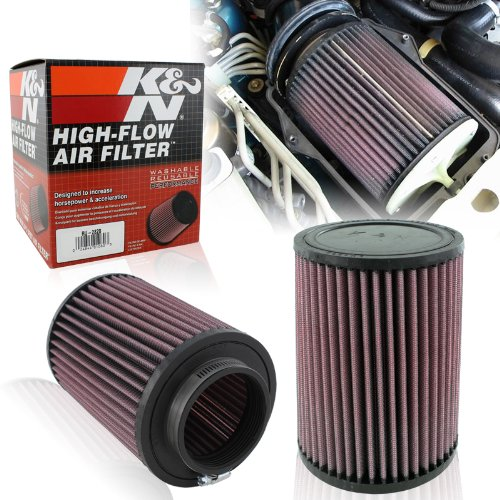 K & N RR-3003 Reverse Conical Universal Air Filter 226558815