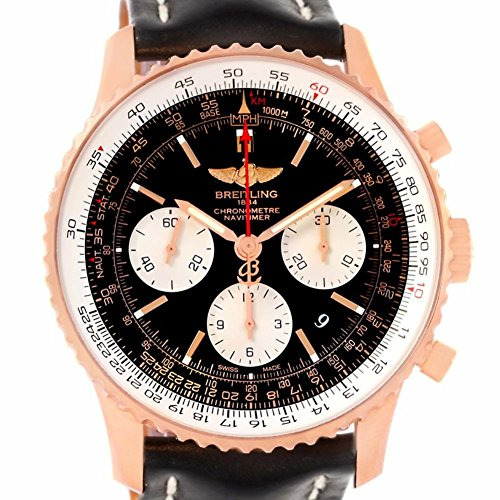 Breitling Navitimer automatic-self-wind mens Watch RB0120 (Certified Pre-owned)