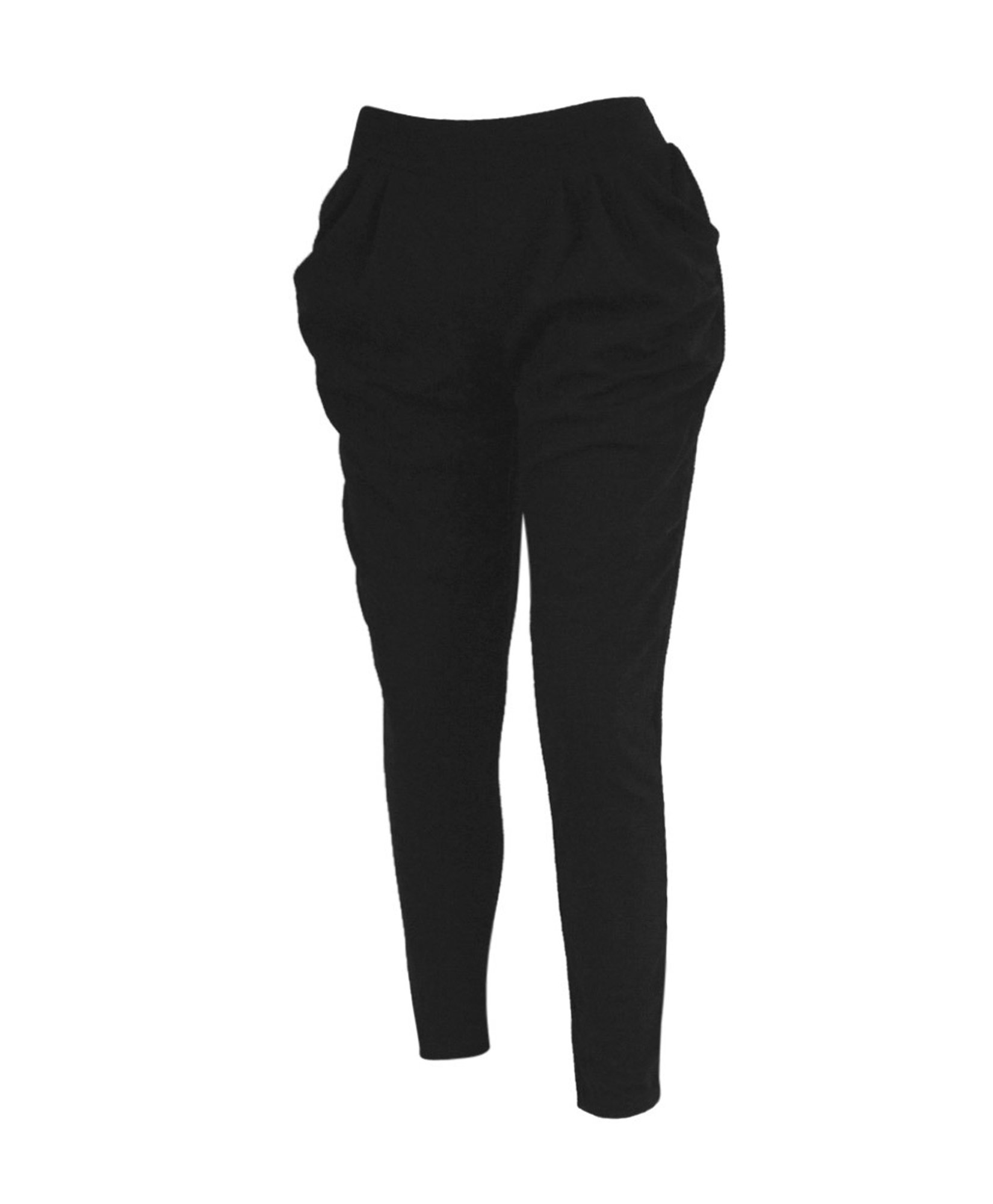 All Black Slouchy Pants (S/M)