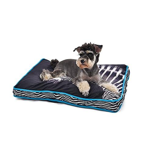YongYeYaoBEN Lindo Animal Print Dog Mat Cojín de Perro Cojín ...