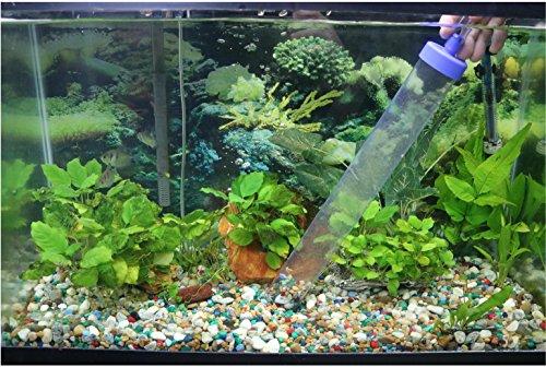 Doras Corner Store Vacuum Gravel Cleaner Water Siphon With Self Starter Valve  2 Inch X 16 Inch