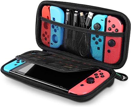 UGREEN - Funda de transporte para Nintendo Switch Lite, funda de ...