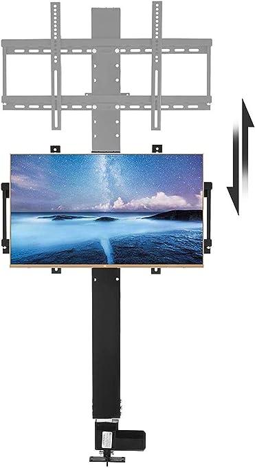 Soporte elevación TV Soporte montaje elevación TV motorizado para televisores plasma pantalla plana LCD / LED / OLED 26