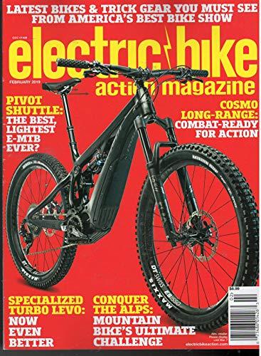 Electric Bike Action Magazine February 2019