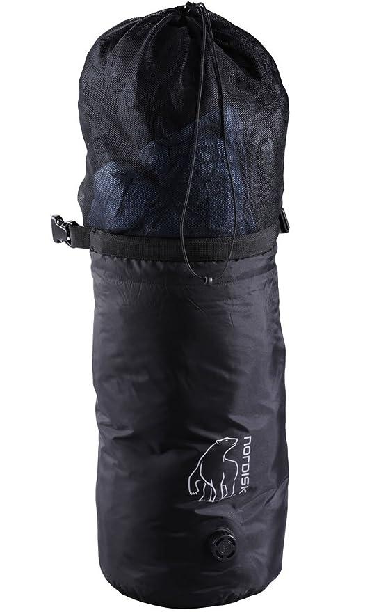 Nordisk 106015 - Compresor para saco de dormir - 18 L negro 2015: Amazon.es: Deportes y aire libre