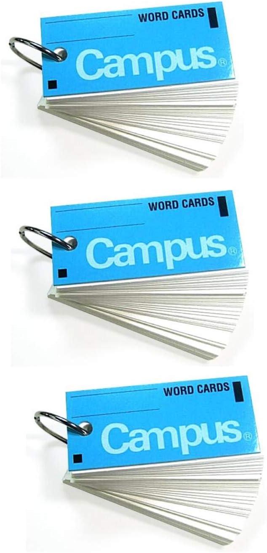 単語カードの人気おすすめランキング15選【効果的な暗記方法】