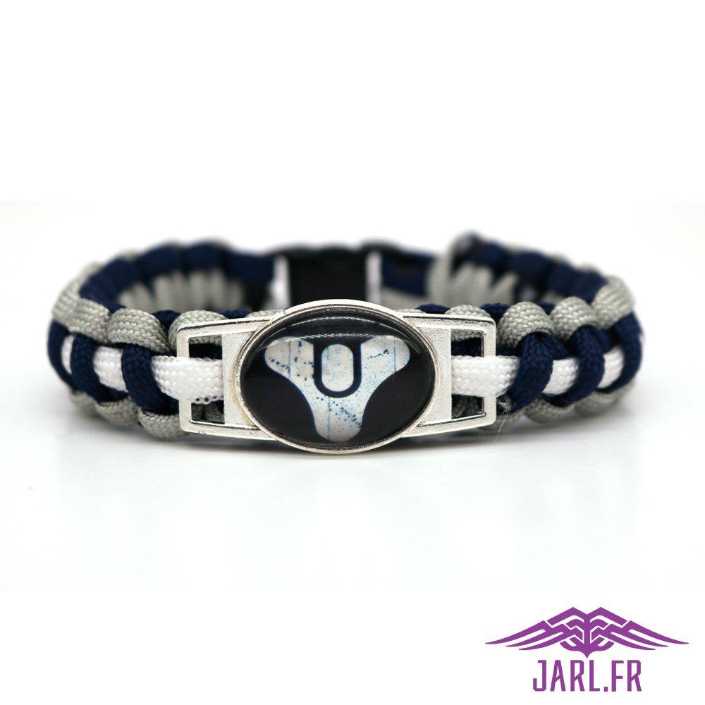 1e0c2f5c1f8 JARL DESTINY - Bracelet - Destiny 2 - Guardian - Braided Bracelet - Man  Woman - Cord (16 cm)  Amazon.co.uk  Toys   Games