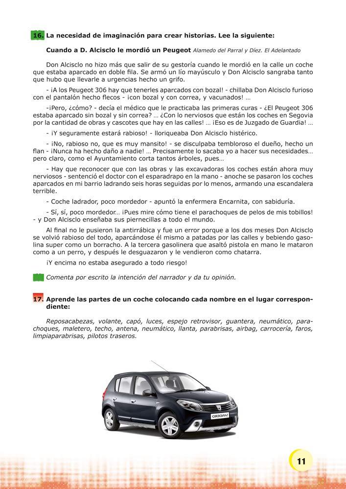 Palabras, nivel 2. Cuaderno 6: Francisco / Leralta de Matías, María Carmen Gómez Fernández: 9788499156811: Amazon.com: Books