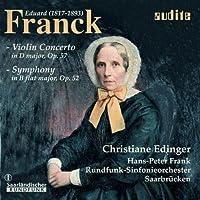 Violin Concerto In D Major Symphony In B Flat FRANCK Buy MP3 Music Files