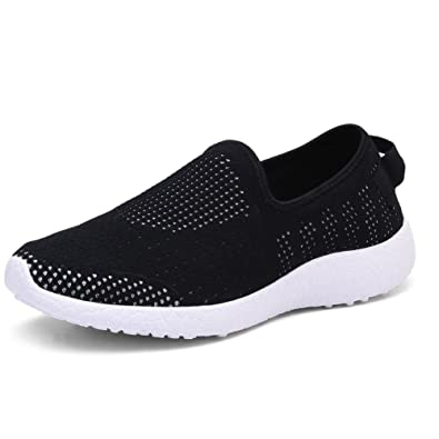 Library Love Mens Casual Loafer Athletic Lightweight Slip-On Sneaker Shoes