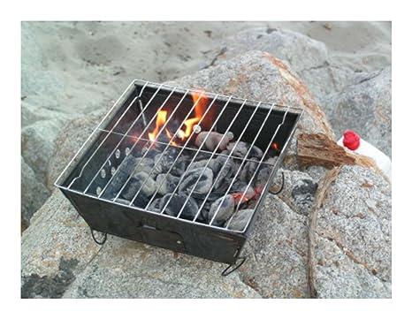 Amazon.com: Andrews - Parrilla plegable portátil para ...
