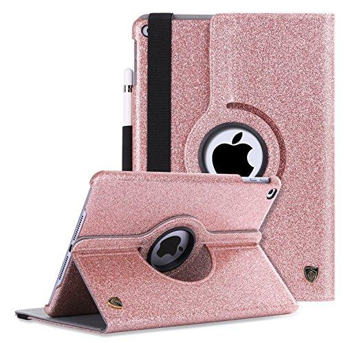 iPad 2017/2018 iPad 9.7 inch Case,BENTOBEN Glitter Sparkle 3