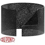 TruSens Air Purifier Replacement Carbon Filter | for Use Medium 360 HEPA Filter on Z2000 Air Purifiers (Medium) | Pack of 3 Replacement Filters