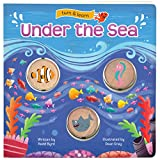 img - for Under the Sea: Turn & Learn Board Book book / textbook / text book