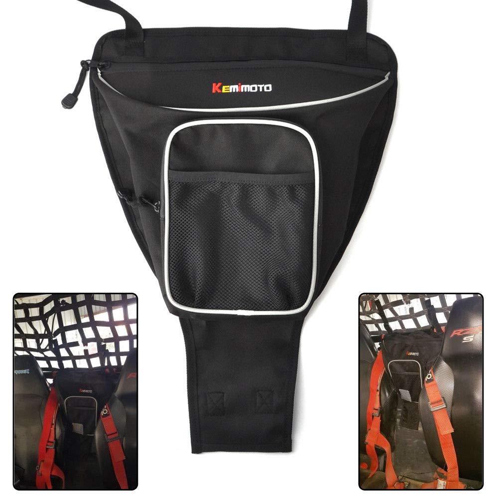 KEMIMOTO, RZR / X3 Door Bag UTV Cab Pack Storage Bag (UTV Cab Pack)