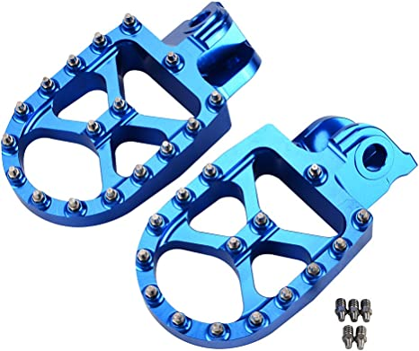 Billet MX poggiapiedi pedali per Beta RR 4T 350 390 400 430 450 480 498 520 525 2T 125 200 300 X Trainer 250 300 Motard