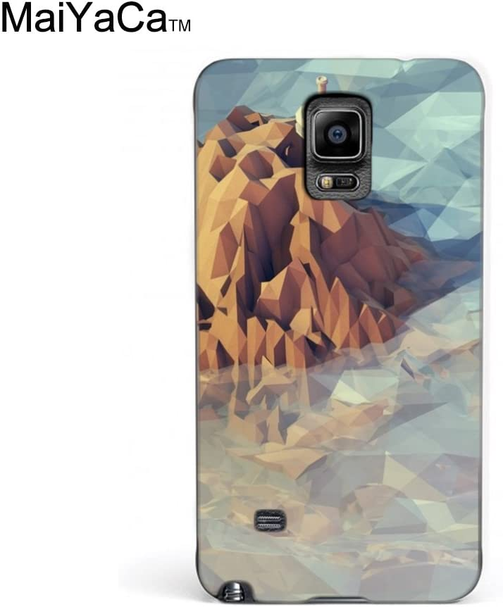 Amazon Com Maiyaca Tm Am102 Wallpaper Nature Water Phone Case For Samsung Note4