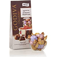 Godiva Chocolatier Assorted Chocolate Truffles Gift Box, 19-Pieces, 4.2 Ounce