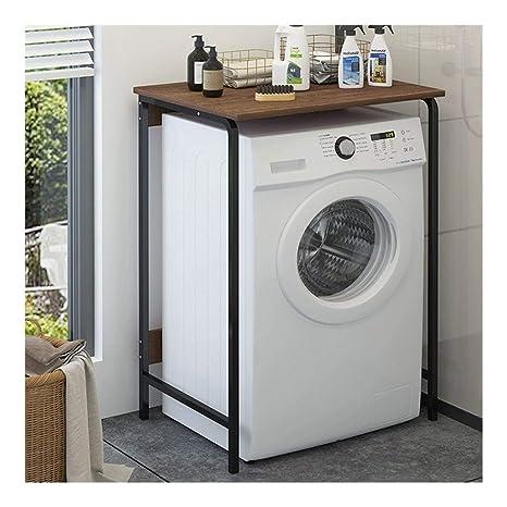 Waschmaschine Regal schwarz, Balkon Trommel Waschmaschine ...