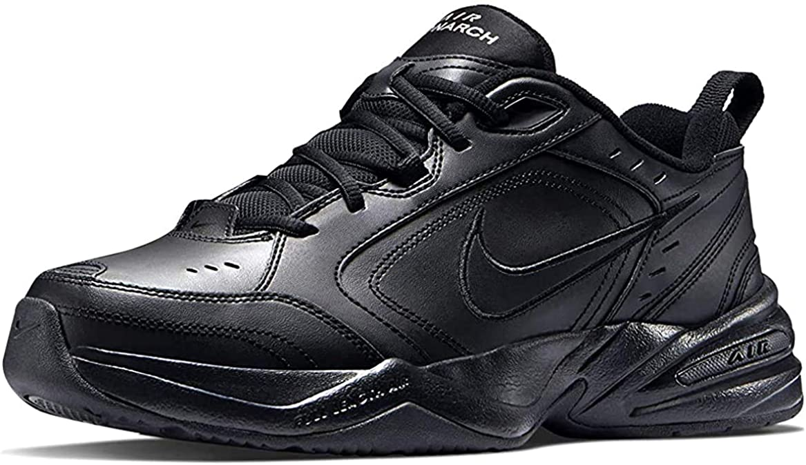 periódico Burro corte largo  Amazon.com | Nike Air Monarch Iv Mens | Fitness & Cross-Training
