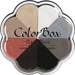 ColorBox 08035 Home 8 Pigment Petal Color Ink Pad