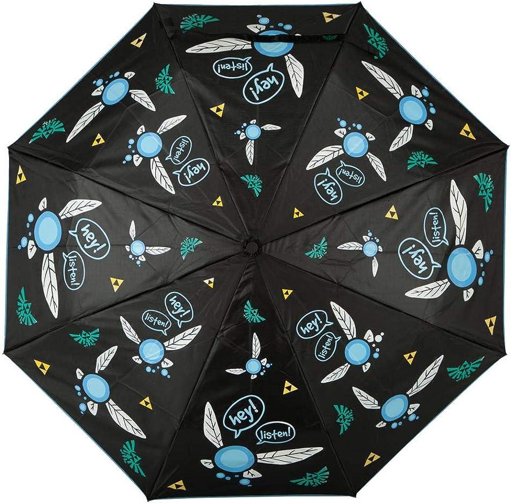 Legend of Zelda Umbrella Color Changing Umbrella Zelda Umbrella Zelda Gift