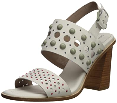 c170de7086d6 Amazon.com  Donald J Pliner Women s Estee Heeled Sandal  Shoes