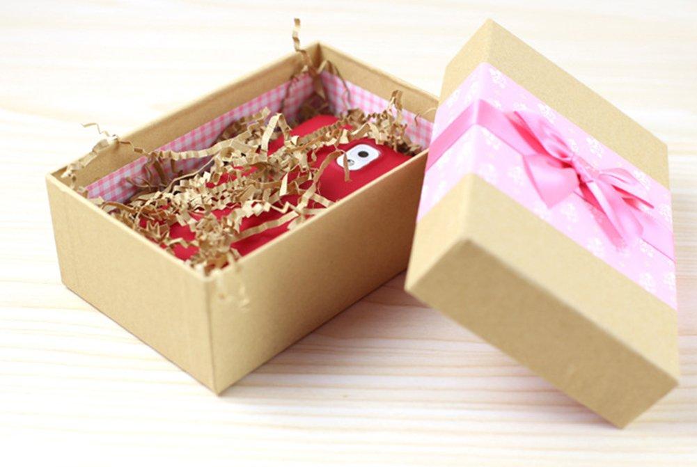 Dosige 5 packs Geschreddert Seidenpapier Verpackung F/üller F/üll und Polsterpapier Soft Shredded Tissue Paper