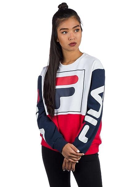 in vendita 075ce 4c131 Fila Women Date Crew 2.0, Felpa