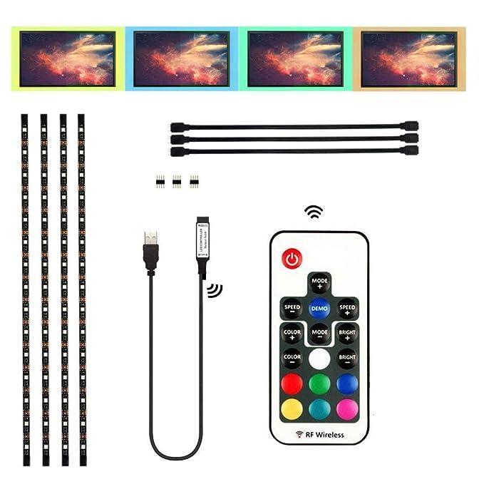 Review USB TV LED Backlight