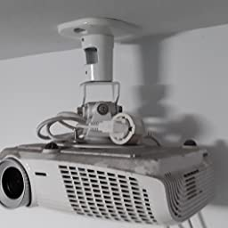 My Wall H16-1L - Soporte de techo para proyector (orientable ...